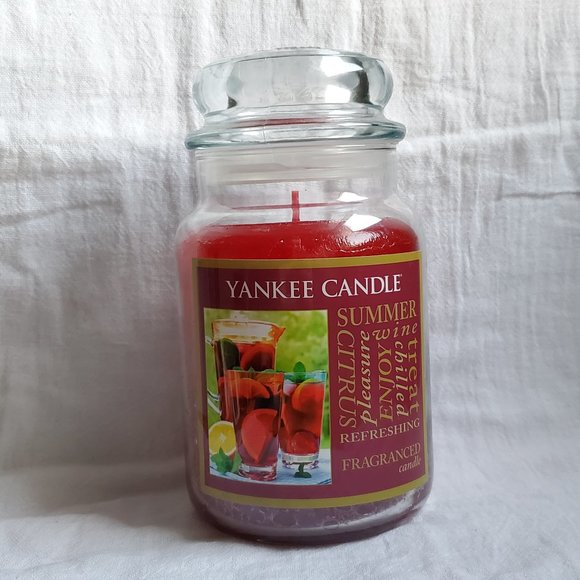 *NEW* Yankee Candle summer fragrance
